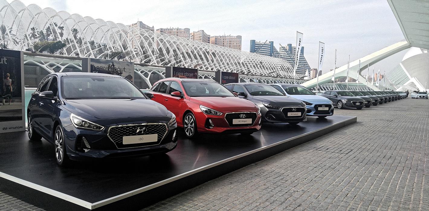 Hyundai i30 - wszystkie wersje
