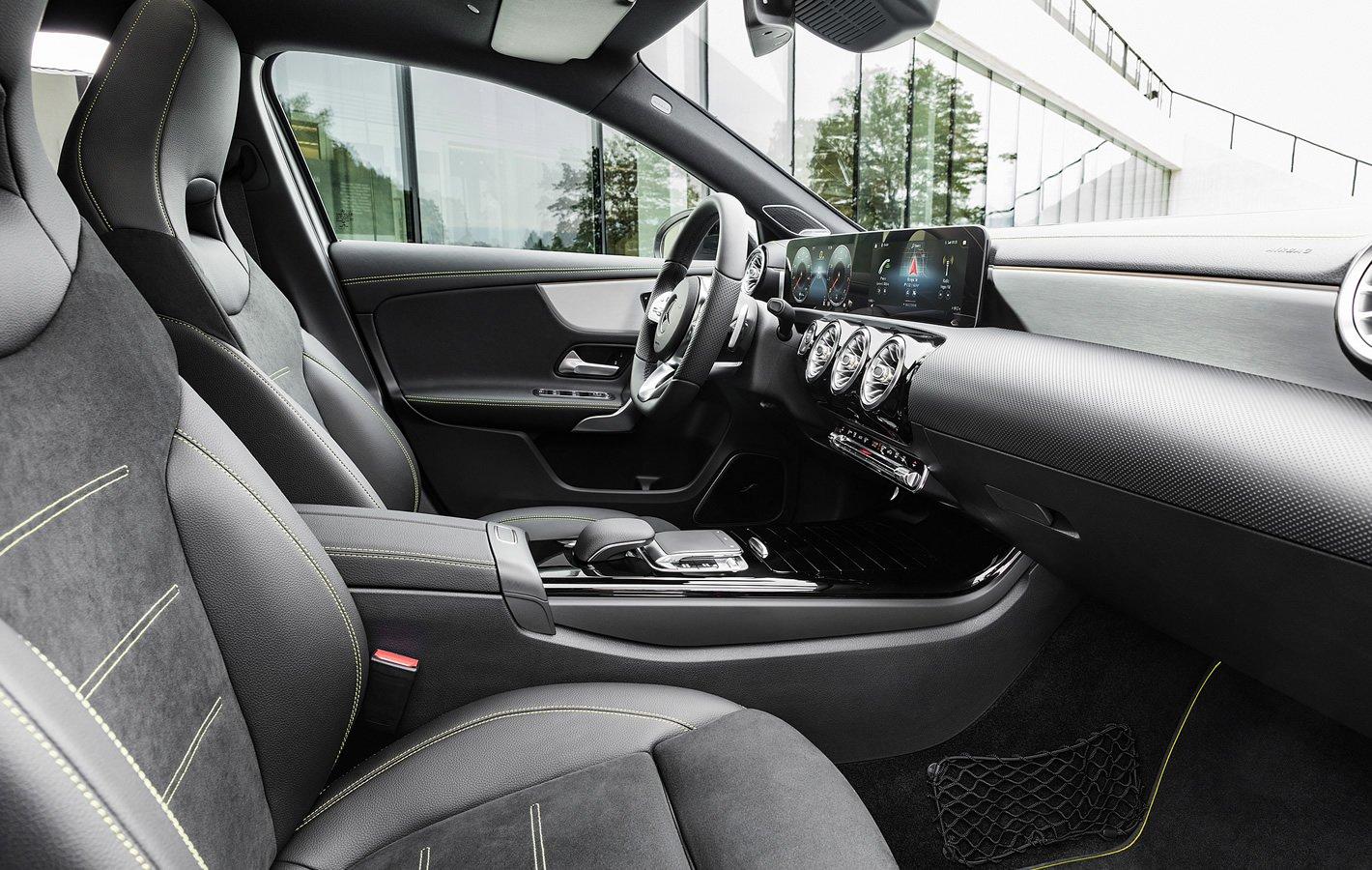 Mercedes-Benz Klasy A - wersja edition