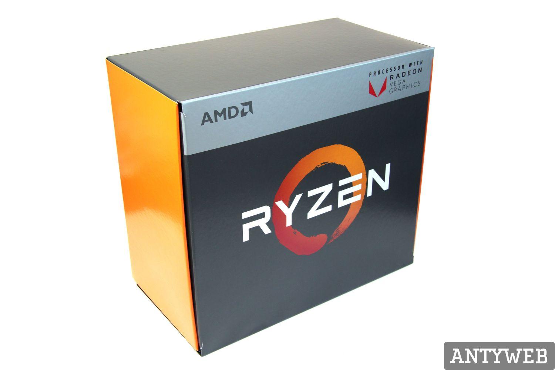 AMD Ryzen 5 2400G i Ryzen 3 2200G