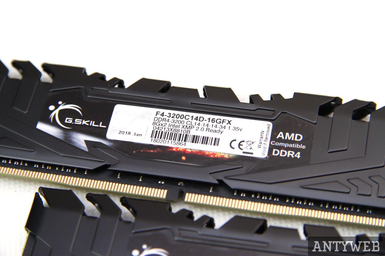AMD Ryzen 5 2400G iRyzen 3 2200G - Geil FlareX DDR4