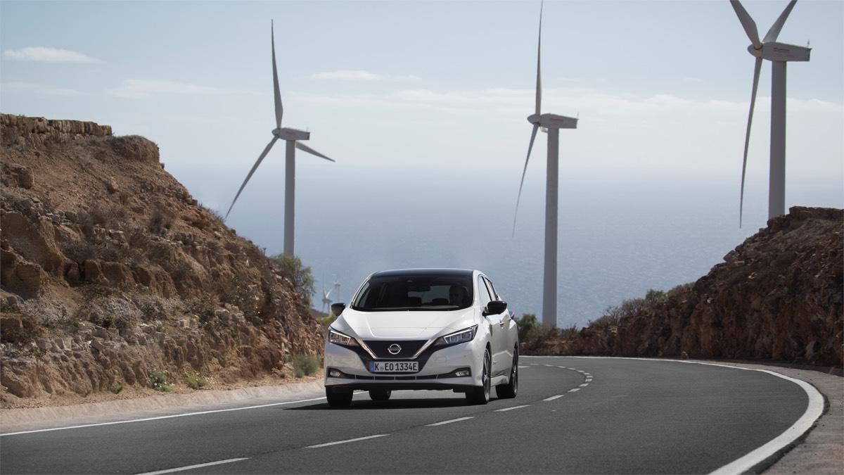 Nowy Nissan Leaf zasięg