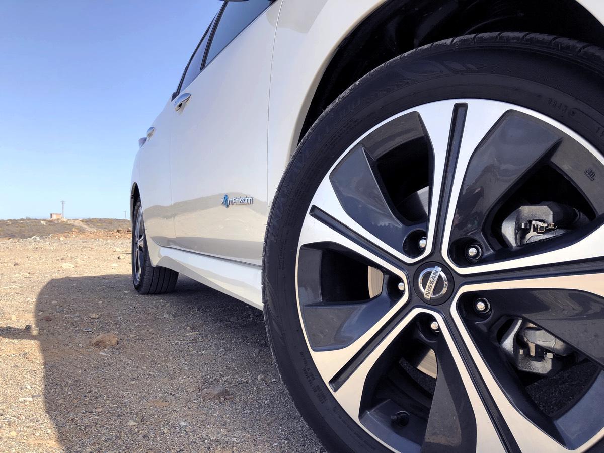 Nowy Nissan Leaf