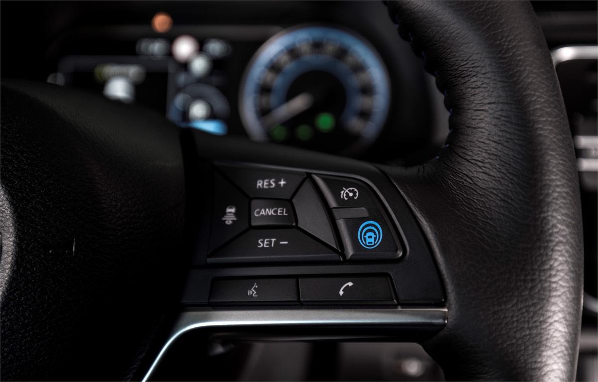 Nowy Nissan Leaf ProPilot