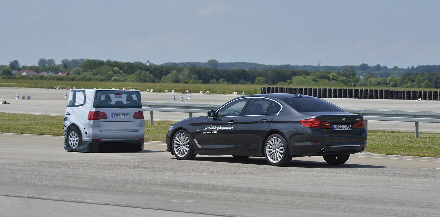 BMW - Emergency Braking