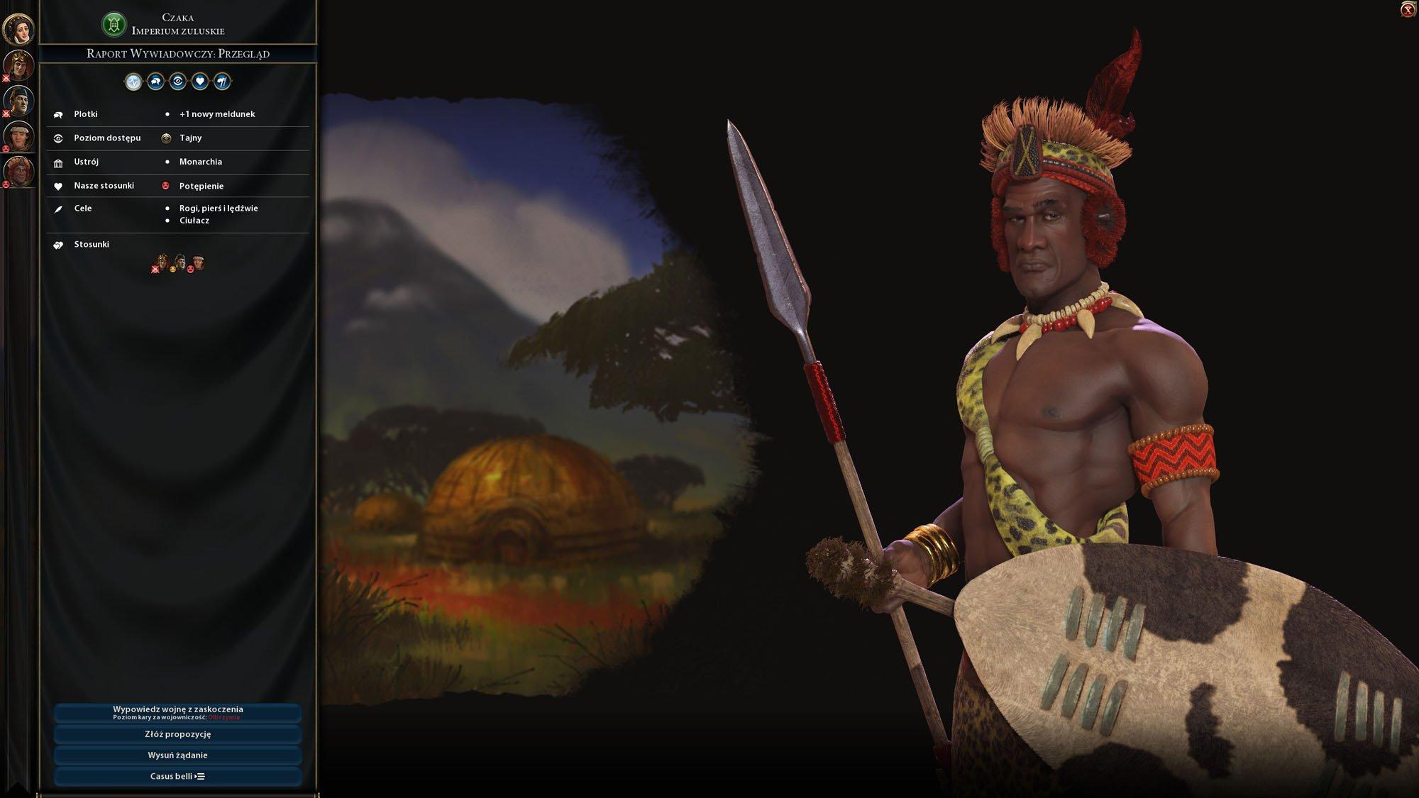 Civilization 6 Czaka