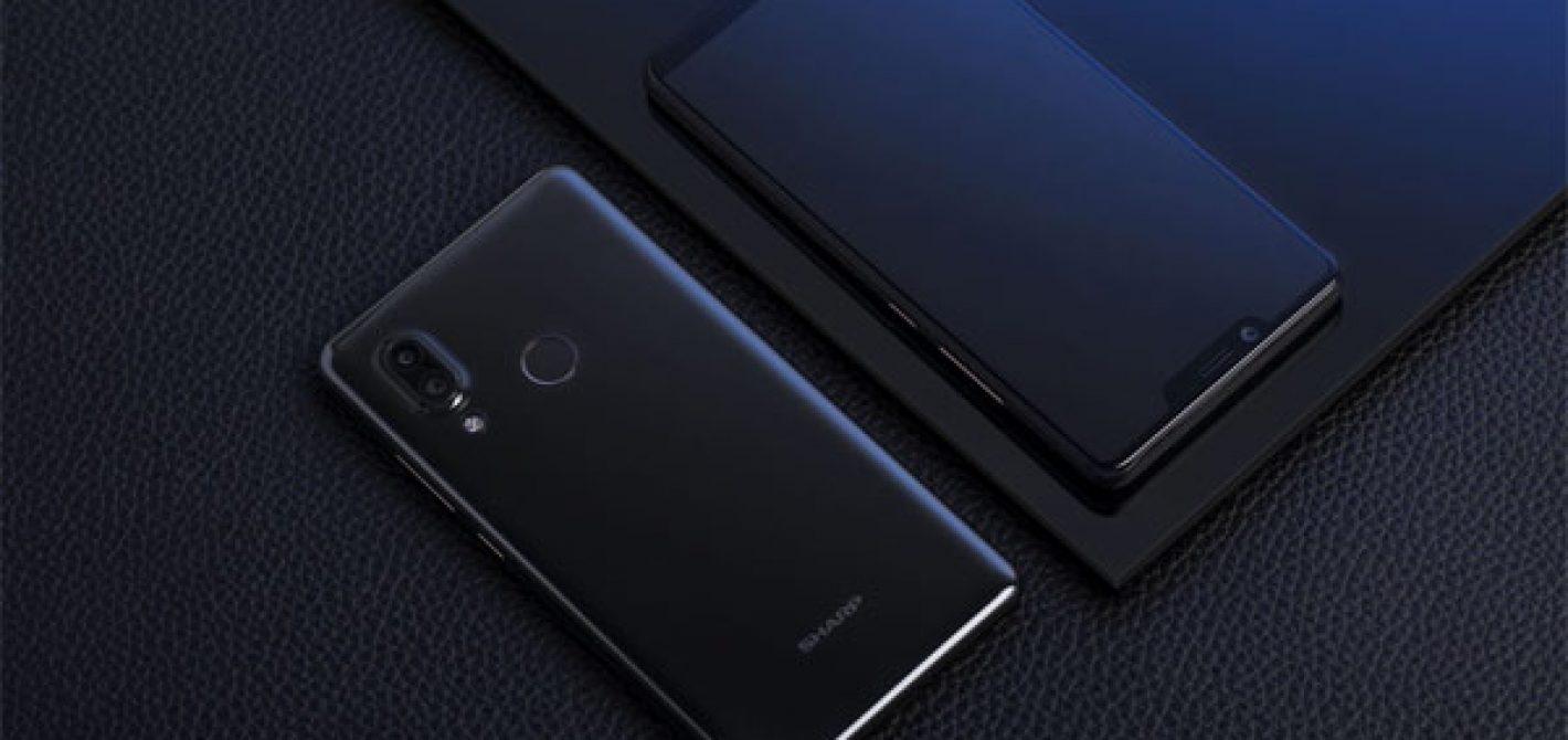 sharp smartfony w europie