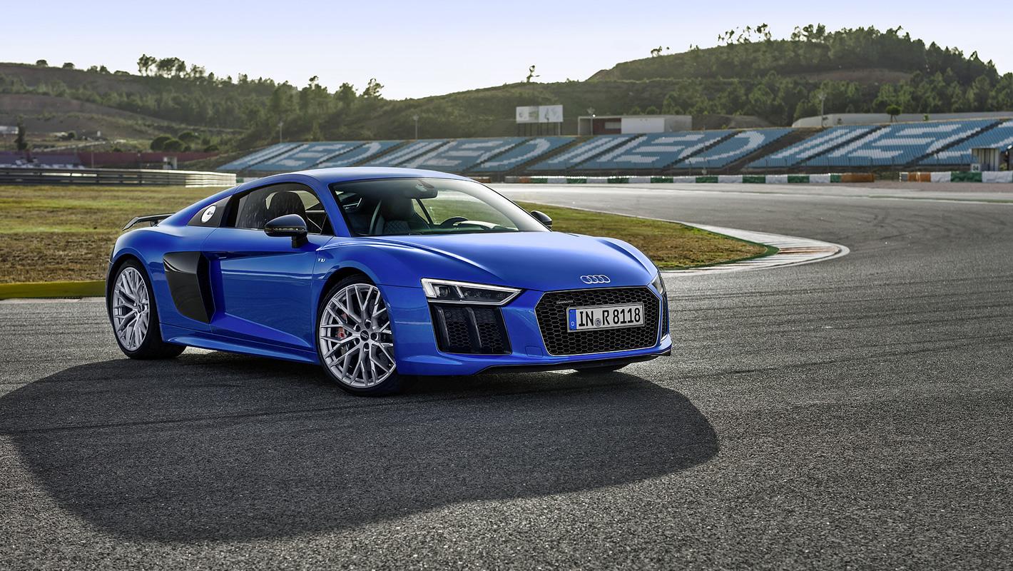 Audi R8 Plus