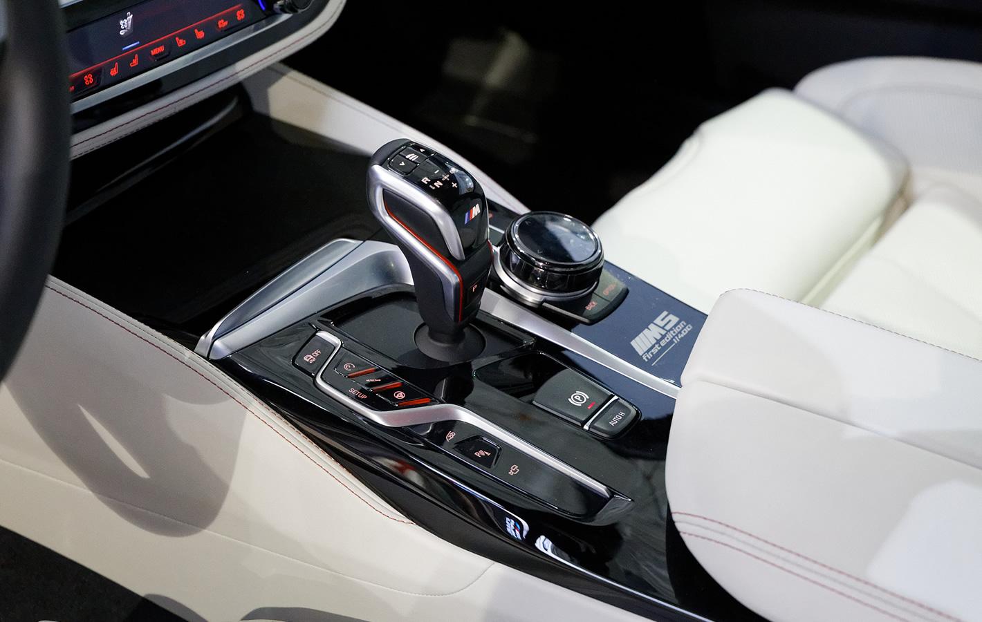 BMW M5 na Poznań Motor Show 2018