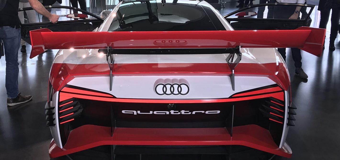 Audi e-tron Vision