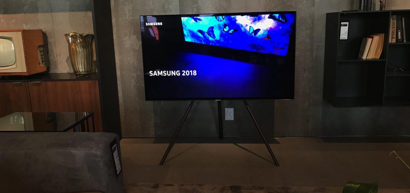 telewizory samsung 2018