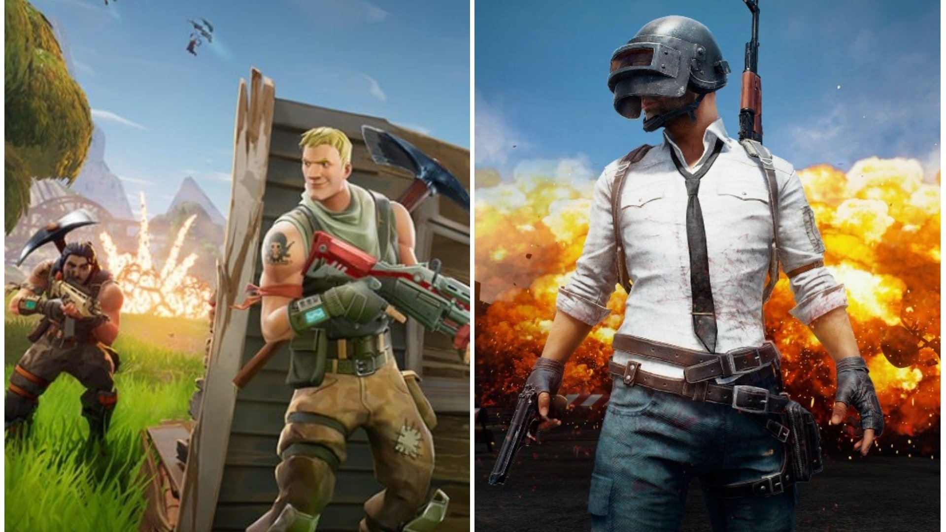 PlayerUnknown's Battlegrounds (PUBG) Czy Fortnite? W Co Grać?
