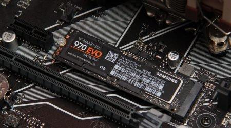 Samsung 970 EVO recenzja test