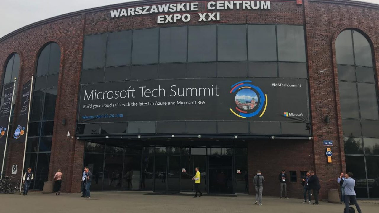 microsoft tech summit warsaw