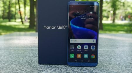 Recenzja Honor View 10