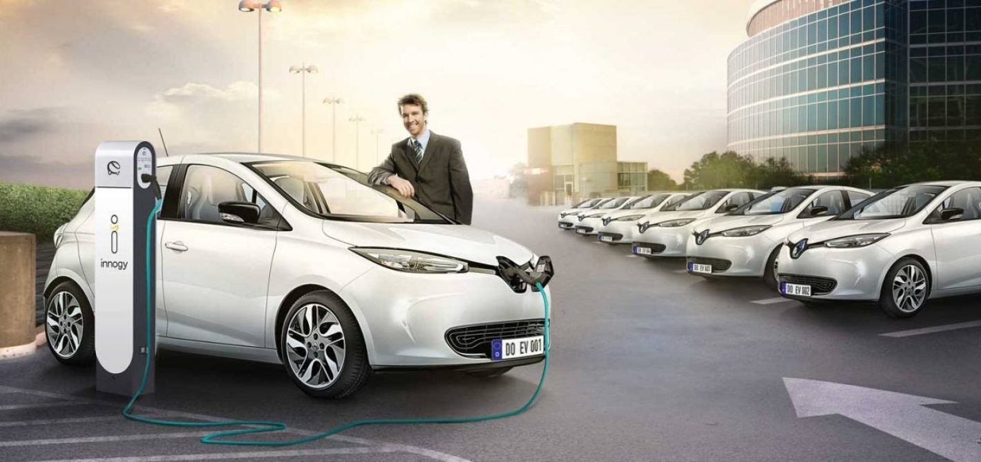 samochody elektryczne na minuty testy