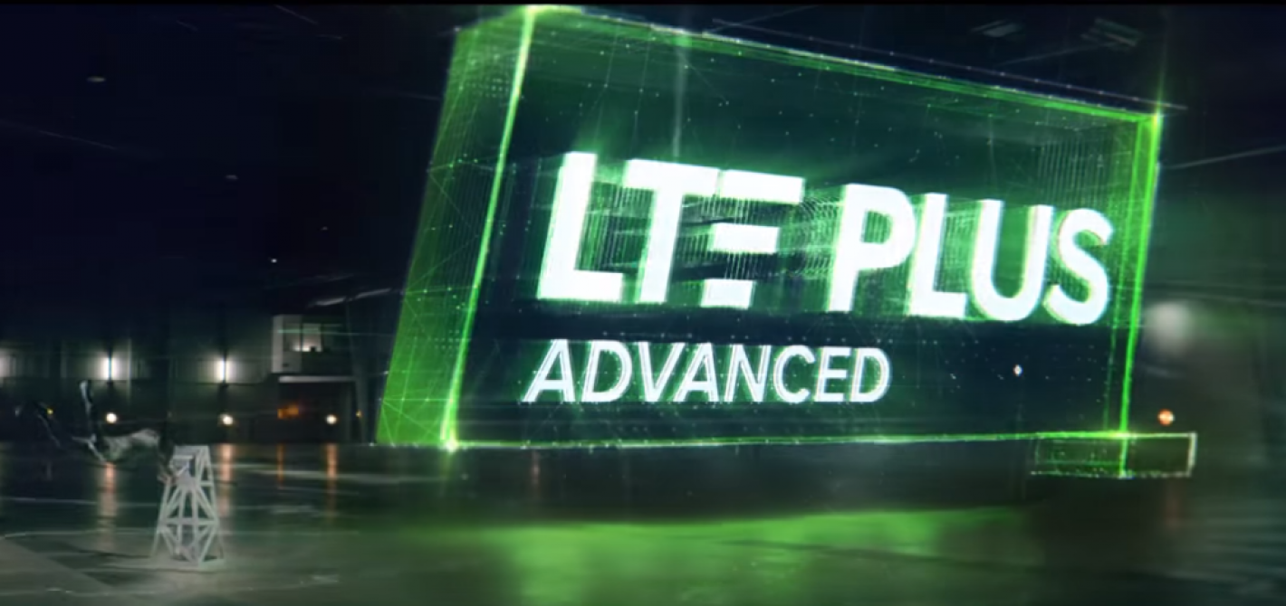LTE Plus Advanced