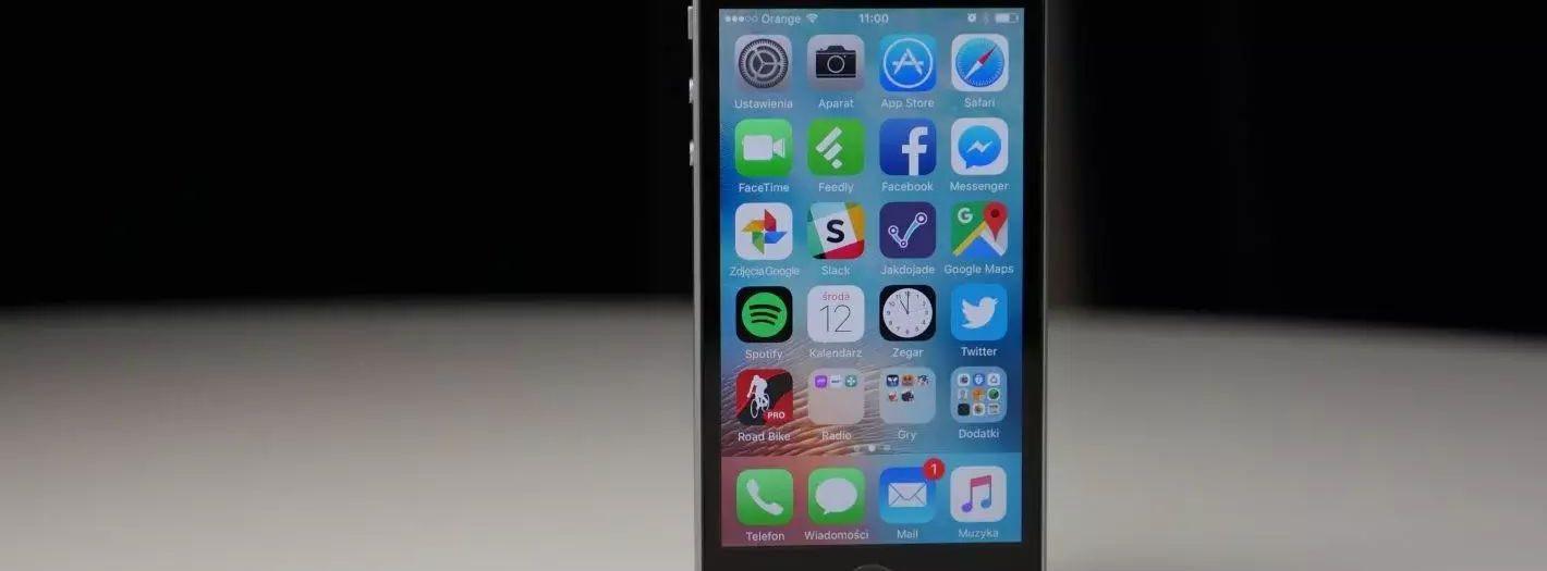 smartfon Apple iPhone SE 32GB