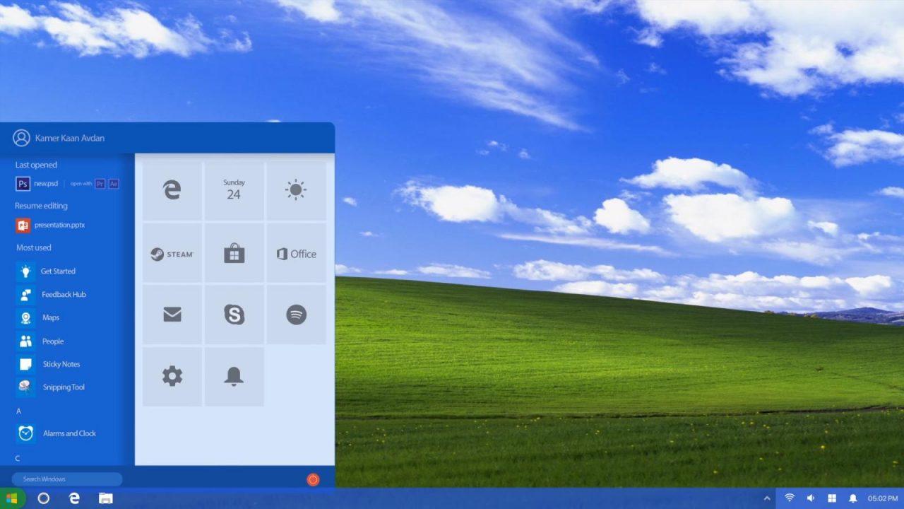 Windows xp 2018