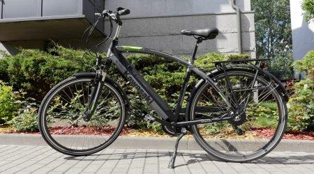 rower elektryczny Kawasaki TREKKING MAN KX E TREKMAN53