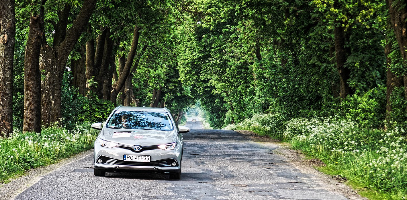 Toyota Eco Rally