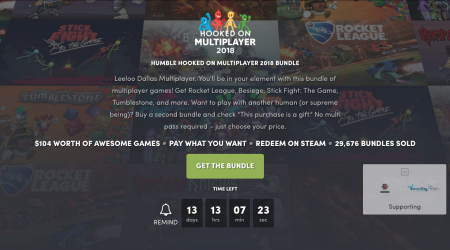 humble multiplayer bundle
