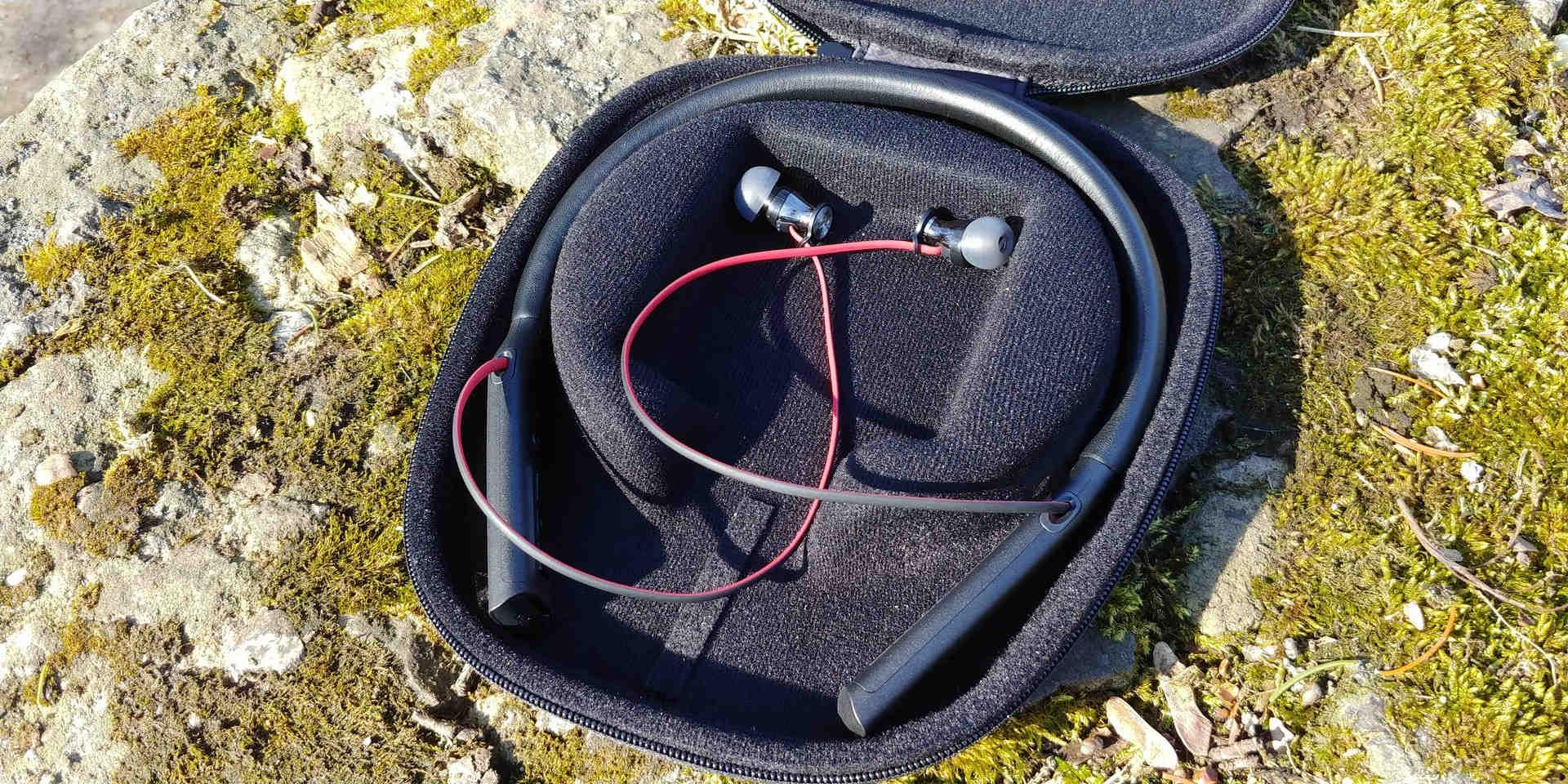 etui słuchawki Sennheiser Momentum In-ear Wireless