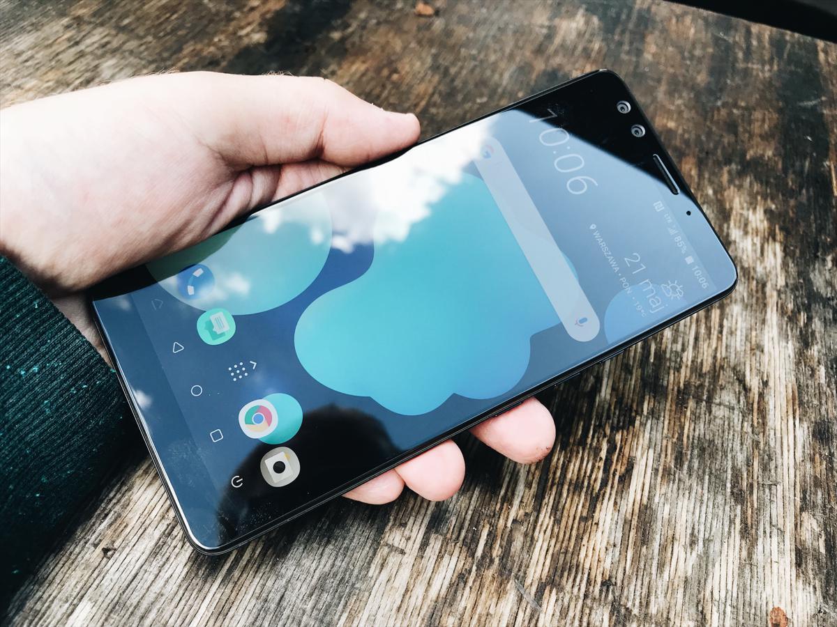 HTC U12 Plus - front