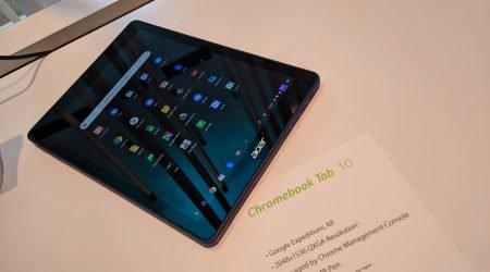 Tablet Acer Chrometab 10