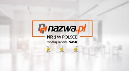 nazwa.pl liderem