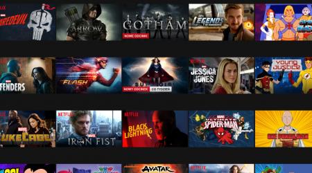 Najlepsze seriale o superbohaterach na Netflix