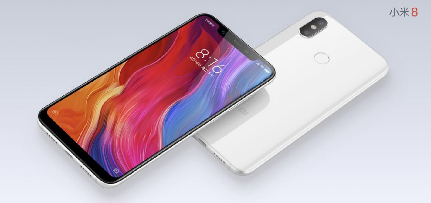 Xiaomi Mi 8 and Mi 8 Explorer Edition