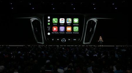 Google Maps w Apple Car Play