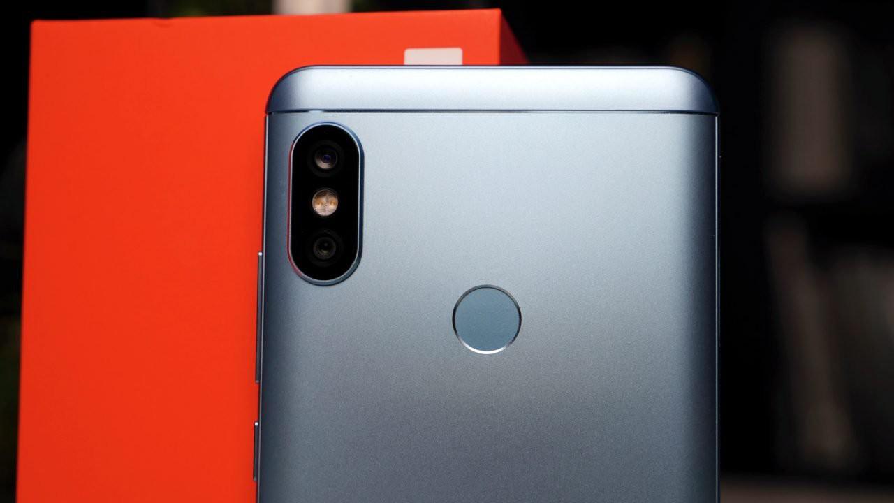 aparat Xiaomi Redmi Note 5