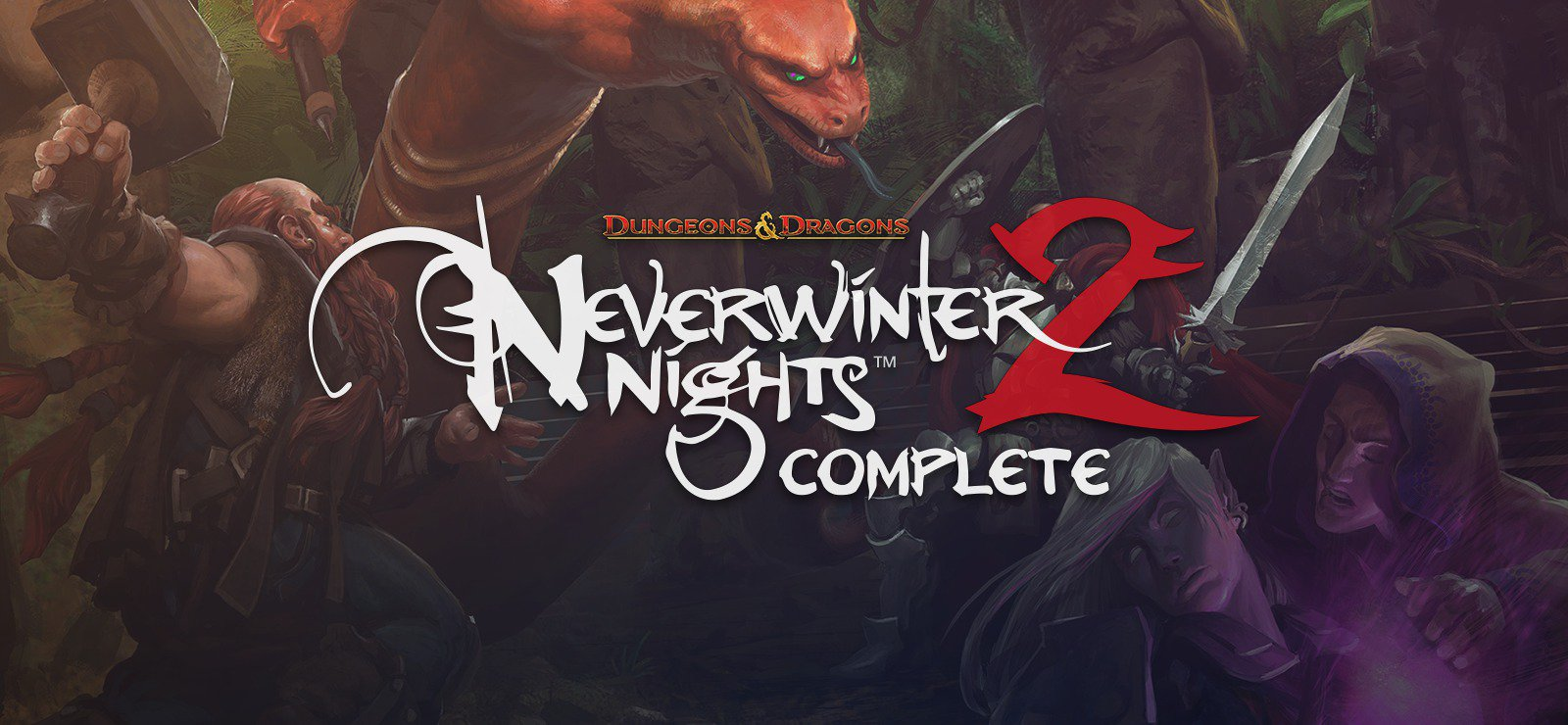 dungeons & dragons never winter nights complete 2