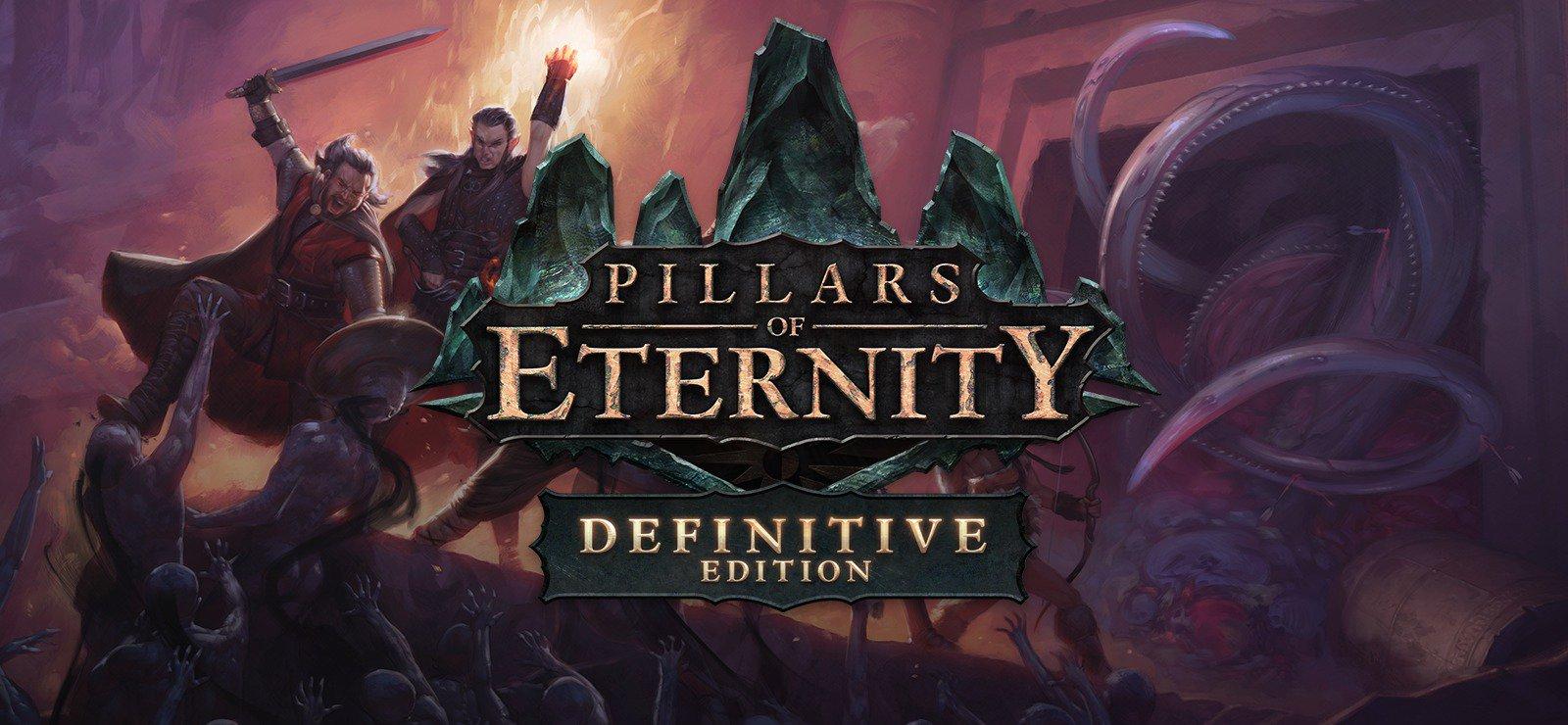 Pillars of Eternity Definitive Edition #GryNaWakacje