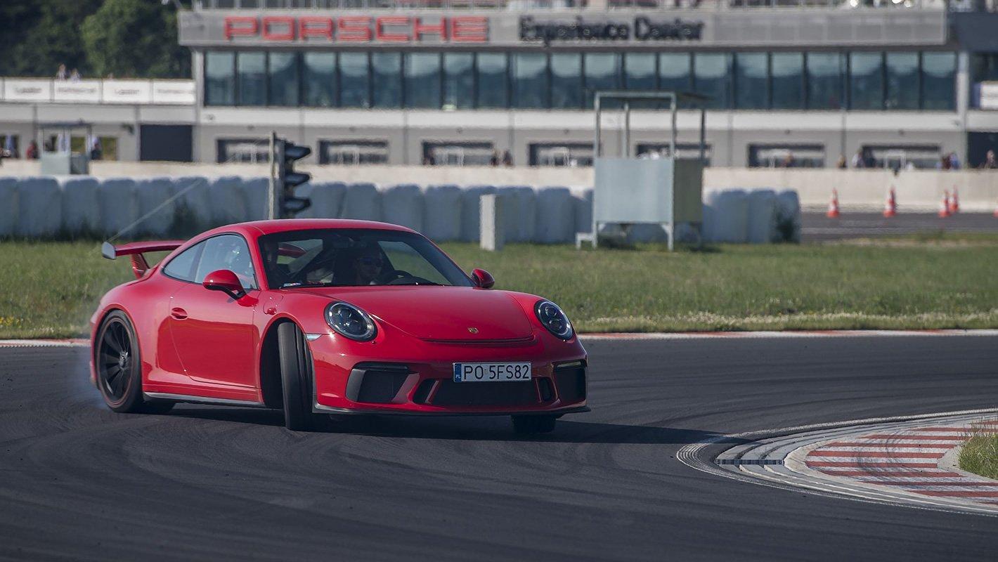Porsche Driving Experience - Porsche 911 GT3