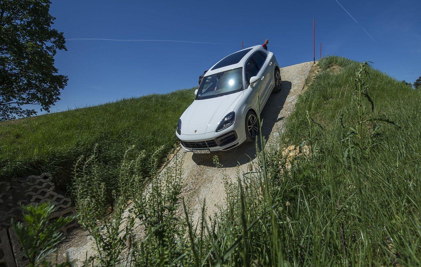 Porsche Driving Experience - offroad