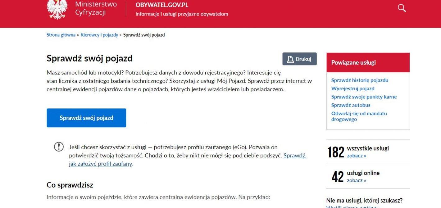 e-usługi w Polsce