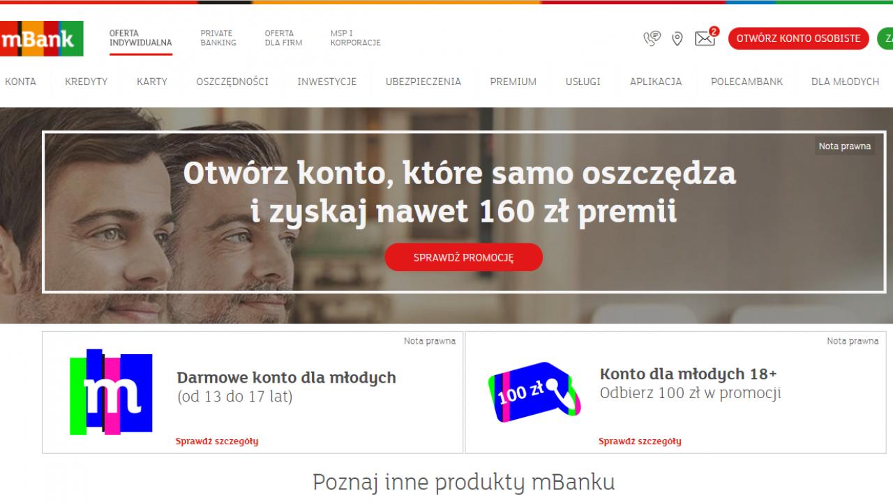 konto bankowe przez internet