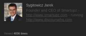 Jarek Sygitowicz