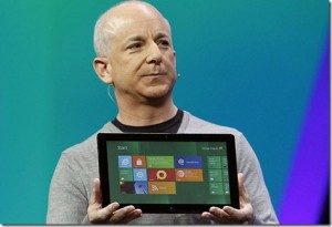 Windows 8 tablet