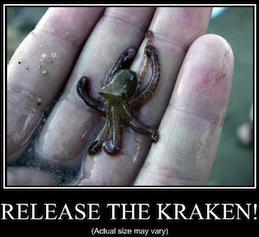 Uwolnić krakena!