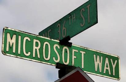 Ulica Microsoftu
