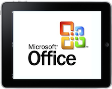 Office na iPada?