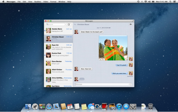 Capture whole screen on Mac Mountain Lion