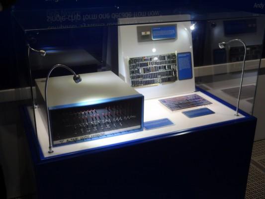 Jeden z pierwszych prawie domowych komputerów