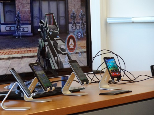 Telefony z procesorami Intela