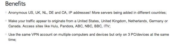 Zalety z korzystania z VPN  - dostęp do Pandroda, Hulu itp