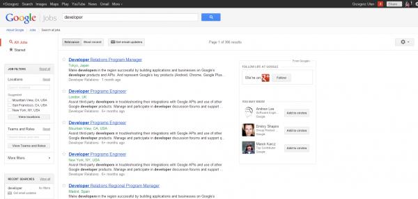 Search all jobs   Google Jobs2