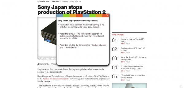 Sony Japan stops production of PlayStation 2   CBS News